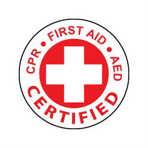 Just Add Water Alaska Certifications and Licenses :: First Aid CPR AED Certified