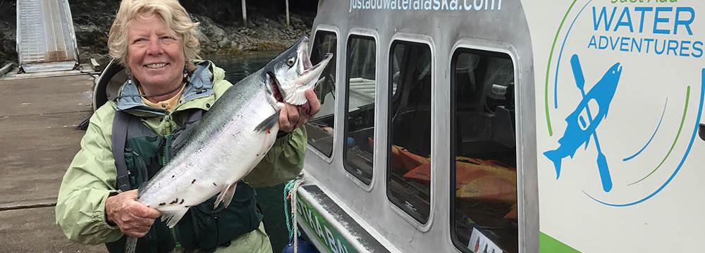 Just Add Water Alaska :: Just Add Water Alaska :: Half-Day Fishing Charter