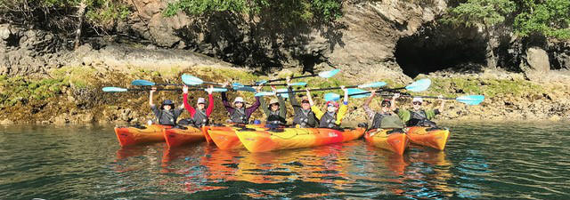 Just Add Water Alaska :: Kayak Tours